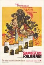 Sands Of The Kalahari (1965) afişi