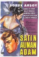 Satın Alınan Adam (1960) afişi