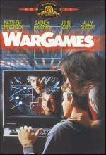 Savaş Oyunu (1983) afişi