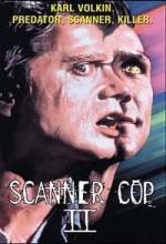 Scanner Cop II (1995) afişi