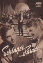 Schlagerparade 1960 (1960) afişi