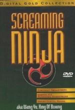 Screaming Ninja (1987) afişi