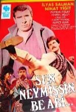 Sen Neymişsin Be Abi (1986) afişi