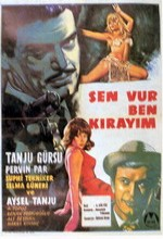 Sen Vur Ben Kırayım (1964) afişi