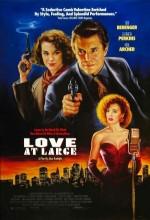 Serbest Aşk (1990) afişi