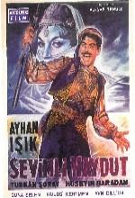 Sevimli Haydut (1961) afişi