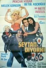 Şeytan Diyor Ki (1976) afişi