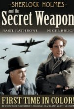 Sherlock Holmes And The Secret Weapon (1943) afişi