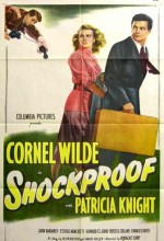 Shockproof (1949) afişi