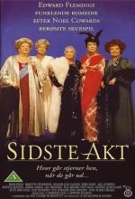 Sidste Akt (1987) afişi