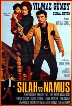 Silah Ve Namus (1971) afişi