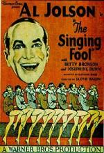 Singing Fool (1928) afişi