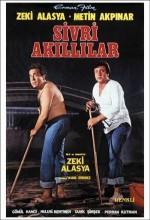 Sivri Akıllılar (1977) afişi
