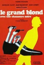 Siyah Ayakkabılı Uzun Sarışın Adam (1972) afişi