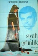 Siyah Gelinlik (1973) afişi