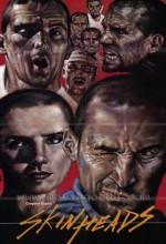 Skinheads (1989) afişi