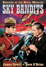 Sky Bandits (1940) afişi