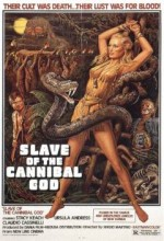 Slave Of The Cannibal God (1979) afişi