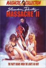 Slumber Party Massacre ıı (1987) afişi