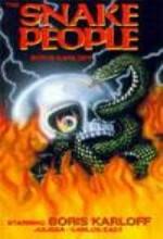 Snake People (1971) afişi