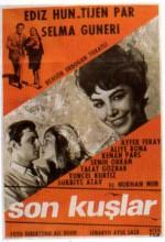 Son Kuşlar (1965) afişi