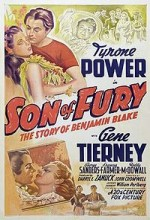 Son Of Fury: The Story Of Benjamin Blake (1942) afişi