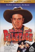 Son Of Paleface (1952) afişi