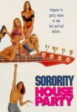 Sororıty House Party  afişi