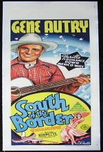 South Of The Border (ı) (1939) afişi