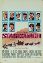 Stagecoach (ı) (1966) afişi