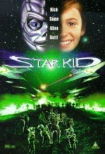 Star Kid (1997) afişi