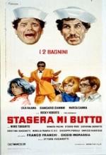 Stasera Mi Butto (1967) afişi
