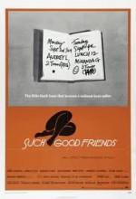 Such Good Friends (1971) afişi