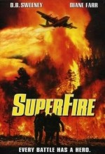 Superfire (2002) afişi