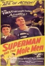 Superman Ve Mole Men