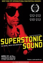 Superstonic Sound: The Rebel Dread (2009) afişi