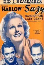 Suzy (1936) afişi
