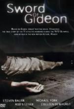 Sword Of Gideon (1986) afişi