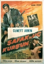 Şafakta Üç Kurşun (1965) afişi