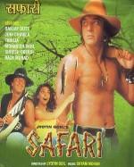 Safari (1999) afişi