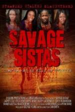 Savage Sistas (2015) afişi