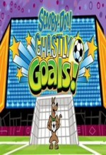 Scooby-Doo! Ghastly Goals (2014) afişi