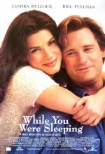 Sen Uyurken (1995) afişi