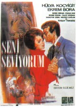 Seni Seviyorum (1966) afişi