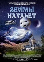 Sevimli Hayalet (2013) afişi