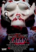 Şeytan'ın Zombi Kadınları (2009) afişi
