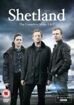 Shetland (2013) afişi