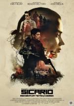 Sicario (2015) afişi