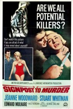 Signpost to Murder (1964) afişi