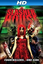 Slasher House (2012) afişi